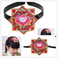 Little Girl's Cute Headbands Hair Bands Embroidery Korean Imported Hanbok Hair Accessories