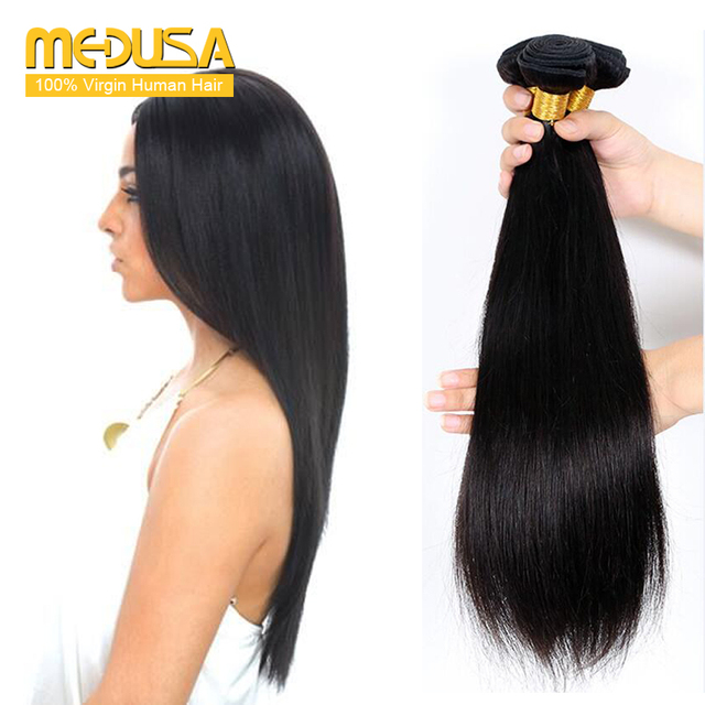 Alimoda Hair Company Real Brazilian Hair Bundles Straight Weave 3