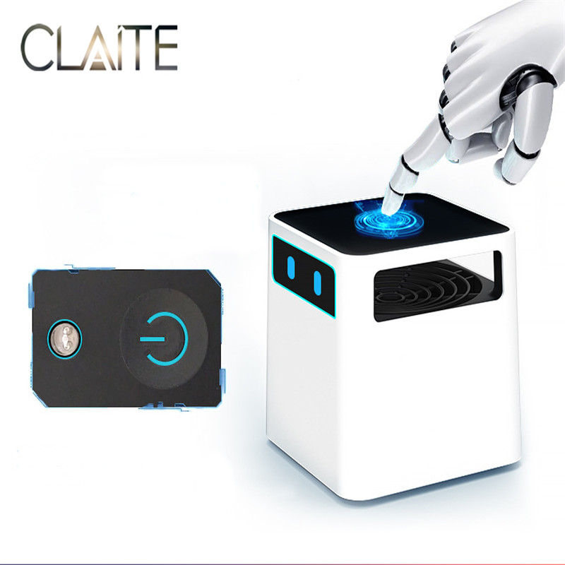 CLAITE USB Photocatalyst Mosquito Killer Lamp Electric Indoor Fly Mosquito Insect Repellent Light Anti Mosquito Zapper mini night light insect mosquito repellent mosquito flies housefly home safe free shipping