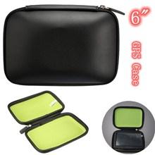 2016 Brand New Universal 6 Inch SAT NAV Car GPS Bag Navigator Carry Case WALLET Waterproof Shockproof