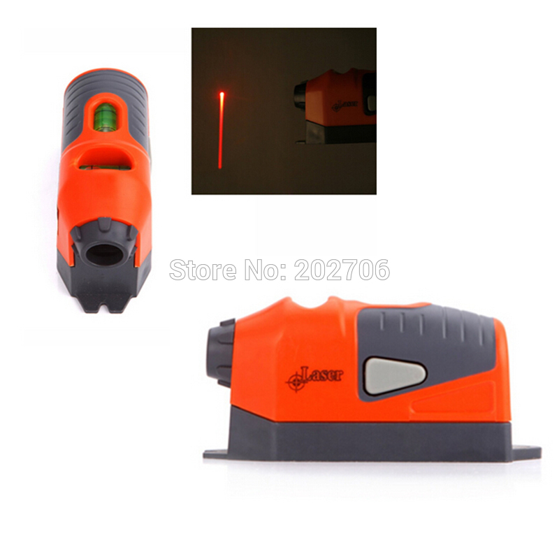 1x Laser Spirit Level Guide Leveler Straight Project Line Hang Picture Plastic