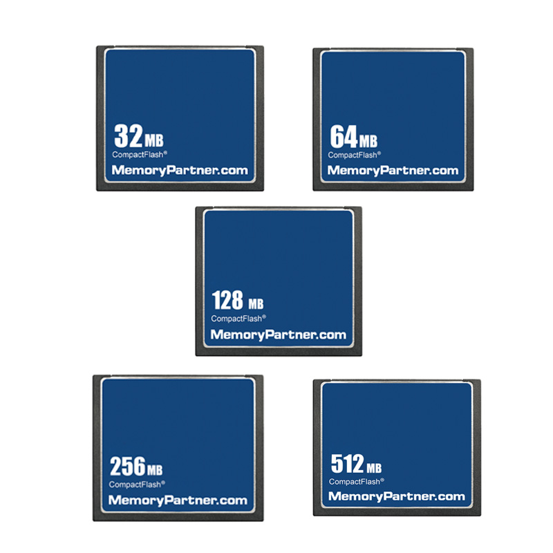 CF 32MB 64MB 128MB 256MB 512MB CF Card Memory Card Compact Flash For Computers Laptops Free Shipping Cheap Wholesale Used