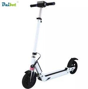 KUGOO-S1 8 дюймов два колеса электрический самокат скейтборд вес только 11 кг самостоятельно баланс скутер 30 км Kick скутер Ховерборд