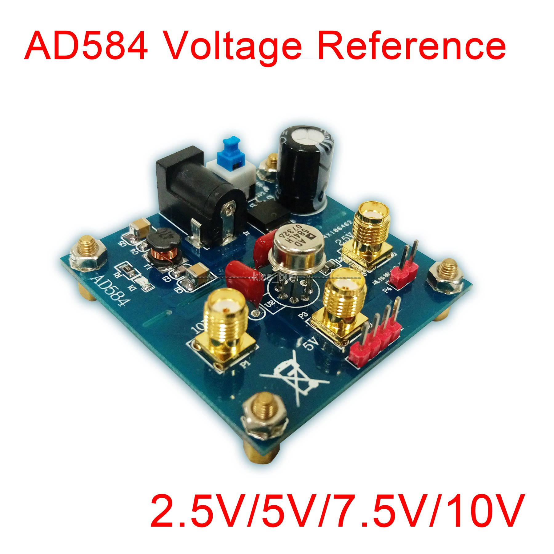 Micropower Precision Voltage Reference