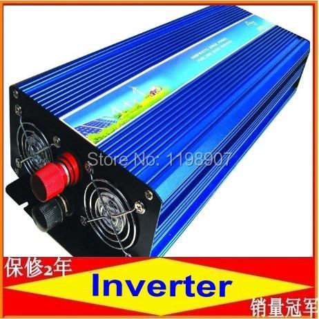 Pure sine wave inverter 2000W 110/220V 24/24VDC, CE certificate, PV Solar Inverter, Power inverter, Car Inverter Converter pure sine wave inverter 1500w 110 220v 12 24vdc ce certificate pv solar inverter power inverter car inverter converter