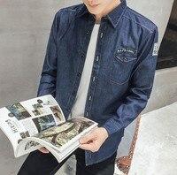 Spring Autumn Winter Casual Jeans Jacket Men Denim Jackets Men Brand Clothing Plus Size