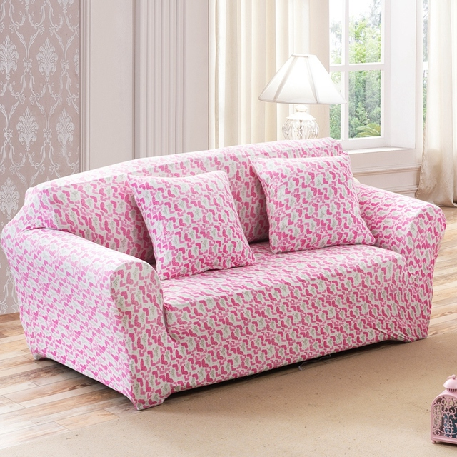 Pink Sofa Cover Sofa Design Cute Colorfull Covers Ideas