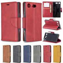 HUANGTAOLI PU Leather Flip Wallet Cover Case For Sony Xperia L1 L3 XA1 XA2 Xperia 10 XZ XZ1 XZ2 Phone Bag Case Mobile Phone Case case for sony xperia l1 x xa ultra case wallet leather cover for sony xperia xz xr xz1 xz premium compact business style case