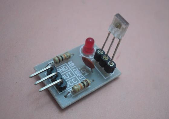 Freies Verschiffen! 5 stücke Laser sensor modul laser empfänger modul (nicht-modulierte rohr) modul sensor