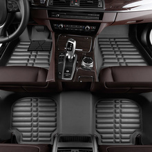 Car Mats For BMW 1/2/3/5/7  series  X1 X3 X5 X6 Car Accessories car styling Foot mats Custom carpets
