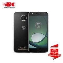 Оригинал Motorola MOTO Г Играть XT1635 Snapdragon 652 окта основные Android 6.0 5.5 «1920X1080 16.0MP 3150 мАч отпечатков пальцев, Смарт-Телефона