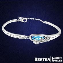 Модный бренд браслет на руку браслеты бразильские кристаллы
