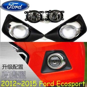 2012~2016 Ecosport fog light,Free ship!halogen,Ecosport headlight,Transit,Explorer,Edge,Taurus,Falcon;Ecosport day lamp