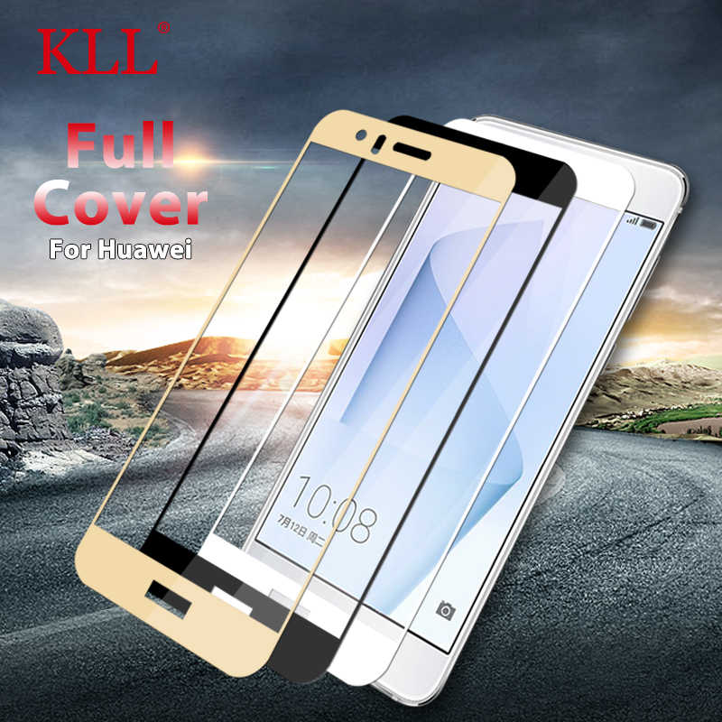 Full Cover Tempered Glass for Huawei G7 Plus G8 P9 GR3 GR5 2017 Honor 6X 8 Screen Protector for P10 NOVA 2 Plus Protective Film