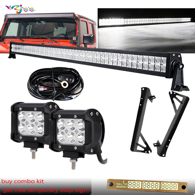 US $198.88 15% OFF|300W 52 inch LED Light Bar + 2 x 18W Work Light on jeep wrangler wiring connector, jeep wrangler trailer wiring, jeep patriot wiring harness, chevy aveo wiring harness, jeep wiring harness diagram, 2004 jeep wiring harness, chrysler pacifica wiring harness, jeep wrangler wiring sleeve, mazda rx7 wiring harness, chevy cobalt wiring harness, 2001 jeep wiring harness, pontiac bonneville wiring harness, jeep transmission wiring harness, geo tracker wiring harness, jeep grand wagoneer wiring harness, dodge dakota wiring harness, jeep tail light wiring harness, amc amx wiring harness, hummer h2 wiring harness, honda cr-v wiring harness,