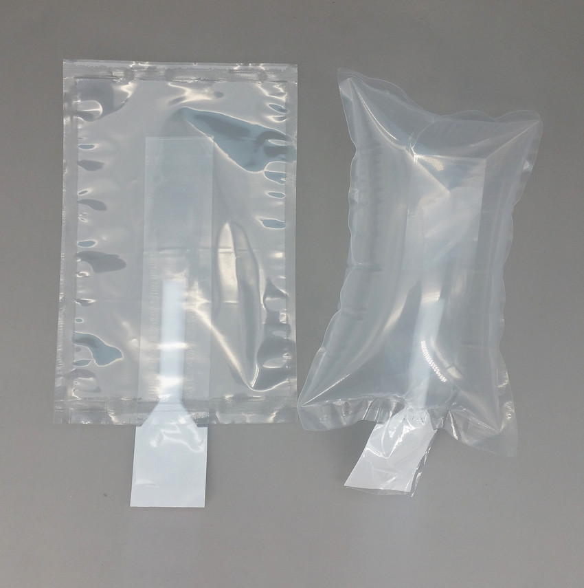 20x20cm Plastic Clear PE Protective Pump Inflatable Cushioning Buffer Packing Material Bags For Packaging Shockproof 2000pcs