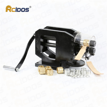 EP900 RCIDOS leather embossing machine,Stamping Machine,leather embossor/ Creasing machine,emboss roller buy extra