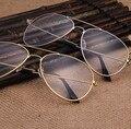 M51 Óculos Óculos De Lente Clara Do Vintage Óculos Armação Mulheres Homens Óculos Óculos de Armação de óculos Óptica Óculos de Armação Quadro Masculino óculos de sol Luneta