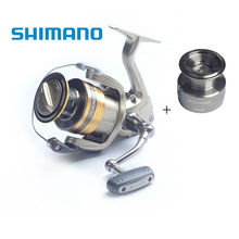 Shimano Brand NEW Arrival Exage 1000 2500 3000S 4000 FD Spinning Fishing Reel 5BB Coarse Fishing Tackle Lightweight XGT -7