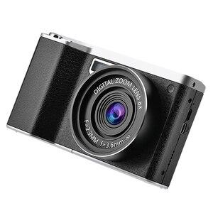 Image 4 - X9 4 Inch Ultra Hd Ips Druk Screen 24 Miljoen Pixel Mini Enkele Camera Slr Digitale Camera
