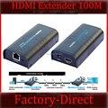 Экстра приемник для V2.0 LKV373 HDMI extender TCP/IP соответствует до 120 М поддержка 1 отправителя N приемники