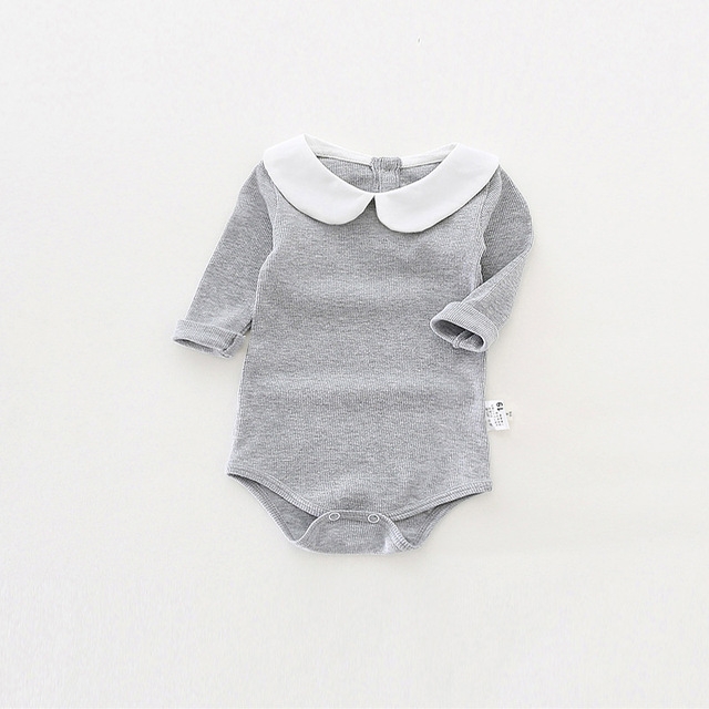 Newborn Baby Long Sleeve Jumpsuits