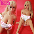 140cm Silicone Sex Dolls Real Ass Pussy Realistic Life Size Vagina Big Breast Love Doll Adult Toys Male Masturbation Japanese