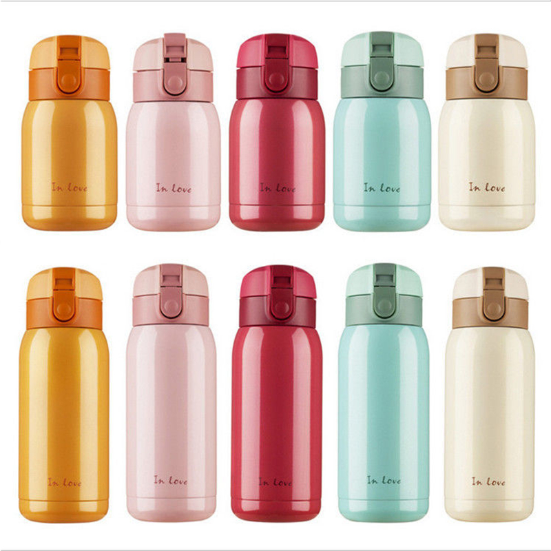 Aliexpress.com : Buy Mini Vacuum Mug Bounce Cap Thermos ...