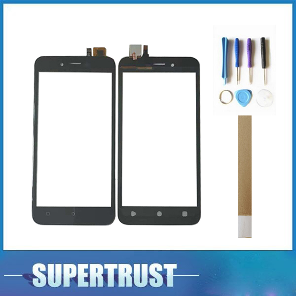 High Quality 1PC Lot 5 For DEXP Ixion ES1050 Touch Screen Sensor Digitizer Black color With