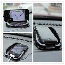 Car anti skid pad Mobile phone mat for Accessories For Fiat Viaggio Bravo Freemont FIAT 500