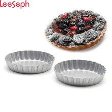 Leeseph Pack of 8 4-inch mini cake pie pan round mold  sc 1 st  AliExpress.com & Buy pie pan and get free shipping on AliExpress.com