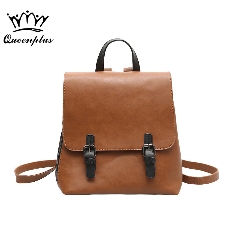 2017 new style vintage casual leather school bags high quality hotsale women candy clutch ofertas famous designer brand backpack bicolor back bag vintage casual genuine leather school bags top quality hotsale women famous designer brand backpack teenagers
