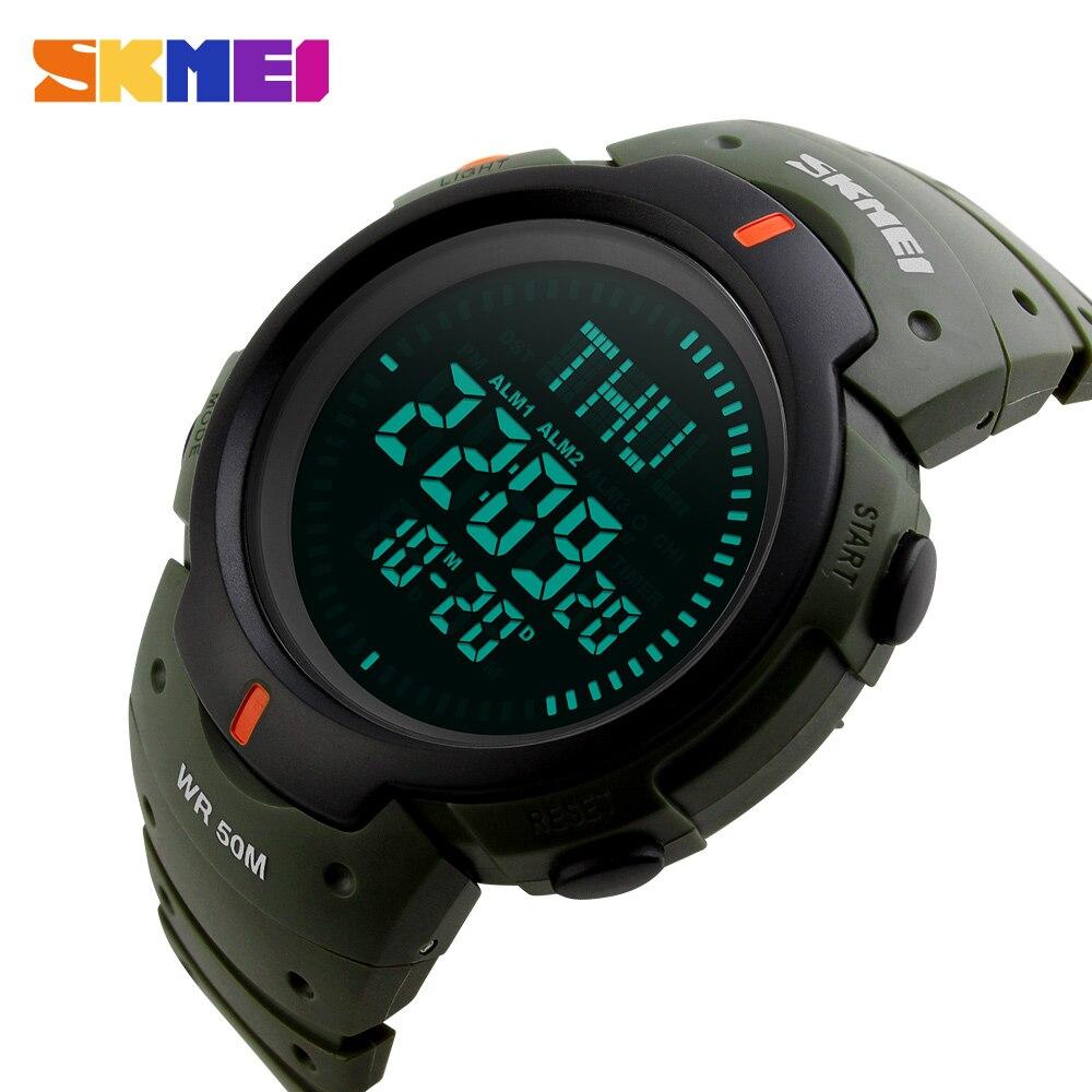 SKMEI Outdoor Watches Countdown