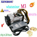 Minero BTC BCH usado WhatsMiner M3 10,5 T-11,5 T con minador Asic Bitcoin mejor que M3x M10 antminer S9 S11 T15 S15 Z11 B7 T3