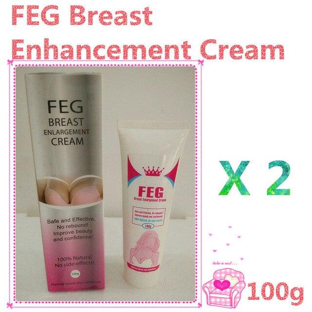 FEG creme de cuidados de mama aumento de mama das mulheres tamanho melhor potenciador de mama creme do realce do peito