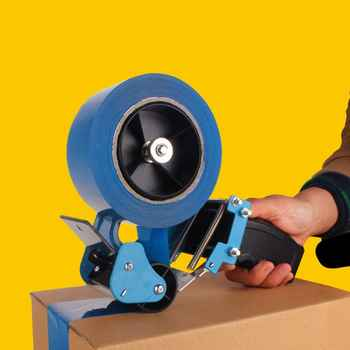6cm Width Tape Cutter Sealing Tapes Gun Dispenser Packaging Parcel Machine Handheld Packer Tool Holder - DISCOUNT ITEM  17% OFF All Category