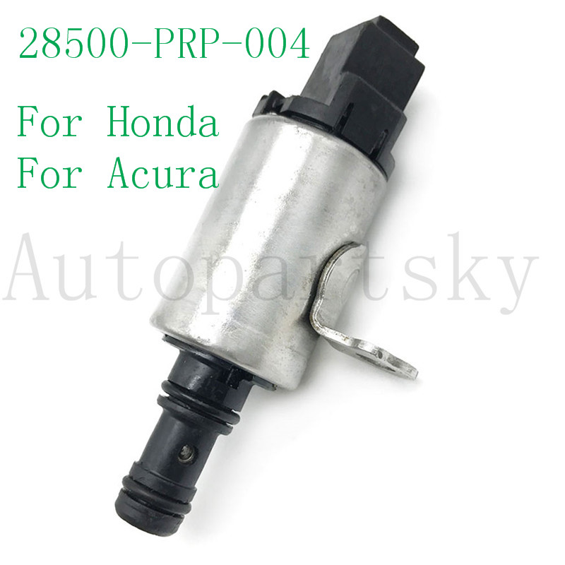 Originele Refurbished Transmissie Shift Solenoid D E 28500PRP004 voor Honda Accord CR-V Crosstour Deel #28500-PRP-004