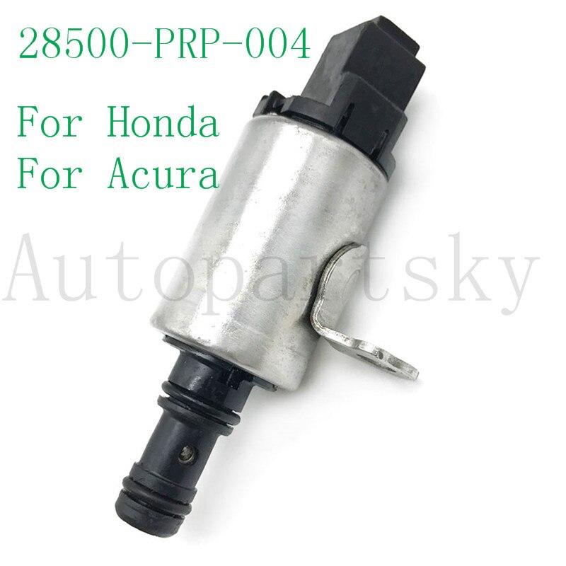 Solénoïde de changement de vitesse d'origine remis à neuf D E 28500PRP004 pour Honda Accord CR-V pièce croisée #28500-PRP-004