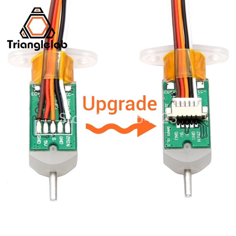 Trianglelab 2018 NEW 3D Printer 3D TOUCH SENSOR Free Shipping Auto BED Leveling Sensor for anet a8 tevo up2 um reprap mk8 i3