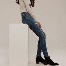 2017 джинсы женские джинсы рваные джинсы джинсы женские джинсы с высокой талией высокая талия джинсы брюки женские джинсы с завышенной талией 88160