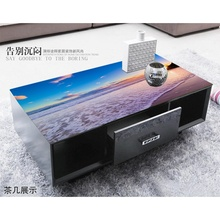 Computer Desktop Stickers Fashion Personality Creative Stickers Waterproof and Dust Proof Wallpaper Mural for Beautiful beach(China (Mainland))