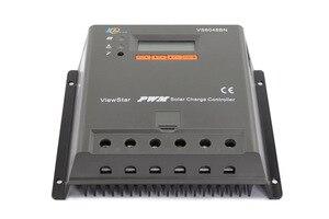 Image 5 - 60A EPEVER 新 ViewStar シリーズ太陽光発電銀行コントローラためホームシステム VS6048BN MT50 遠隔メータ液晶表示画面