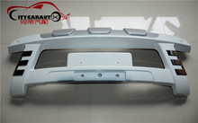 CITYCARAUTO ABS FRONT BUMPER COVER PROTECTED BUMPER SETS fit for toyota Hilux VIGO pickup car 2012-2014