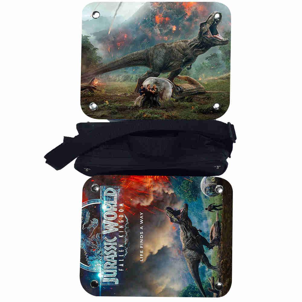 Динозавр World Ball Lunch Box ультра инстинкт Сон Гоку аниме животное FNAF UT чехол для подростков мальчиков и девочек детская сумка,