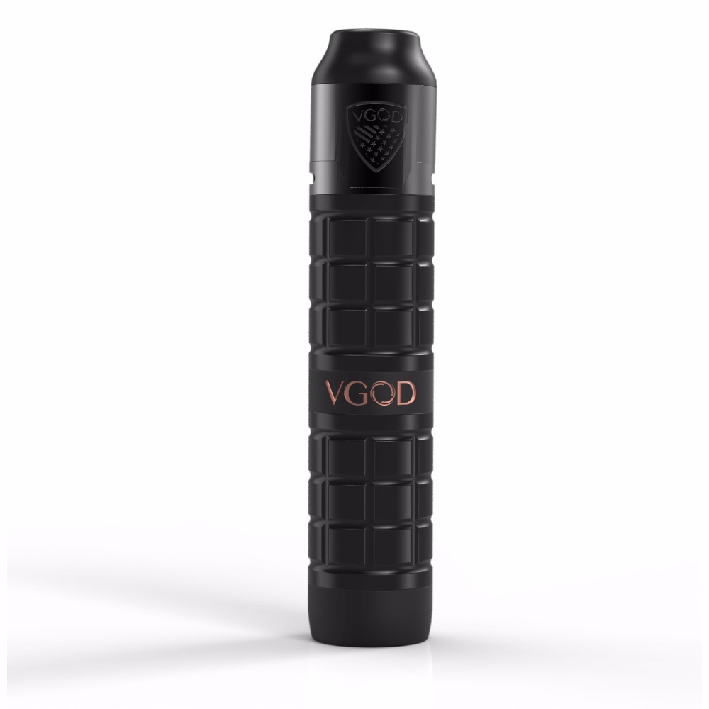 Original VGOD Pro Mech 2 Kit Series Mod with ELITE RDA Tank Atomizer 2ml capacity 24mm Diameter Vape mech kit VS Vgod Pro Mod original vgod pro mech mod