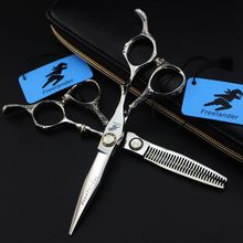 Freelander Professional 6 Inch Hair Scissors Hairdressing Tool Barber Cutting Shears Thinning