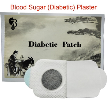 3pcs Natural Herbs Diabetes Treatment Patch Reduce High Blood Sugar Product Cure Blood Sugar Diabetic blood pressure Patch