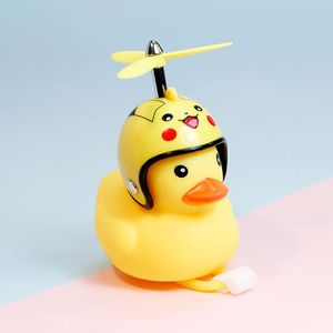 Bicycle Duck Bell with Light B