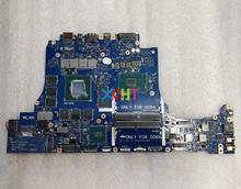 Для Dell Alienware 17 R4 CN 0VWNM2 0VWNM2 VWNM2 BAP10 LA D751P CPU GTX1070M GPU Материнская плата ноутбука протестирована