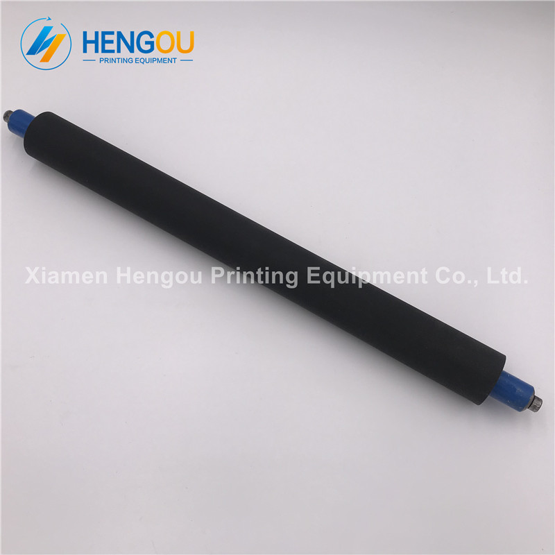 printing parts ink rubber roller for heidelberg gto46 60 300 lpi stainless steel handle ink proofer chrome anilox rubber roller manual ink proofer